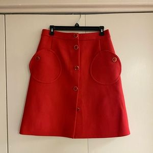 Michael Kors a-line skirt